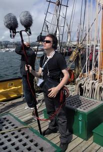 Tonnerres de Brest 2012 - Double ORTF sur la recouvrance