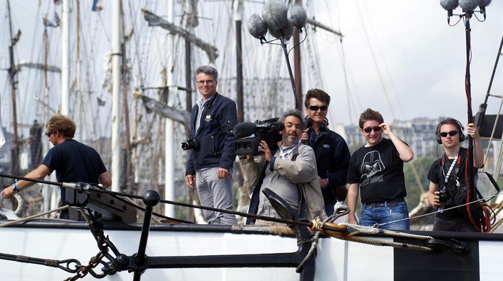 Equipe Tonnerres de Brest 3D 2012