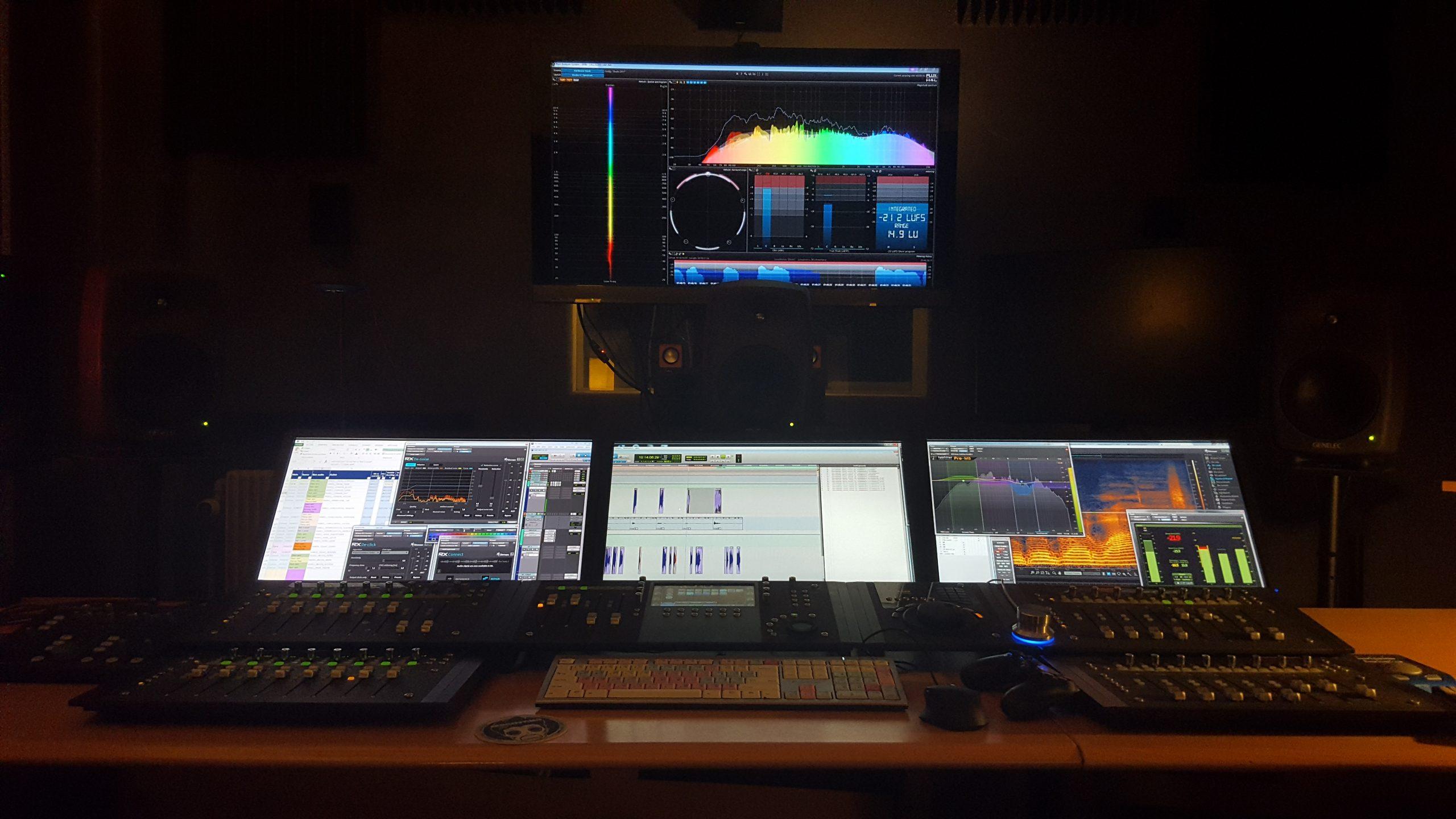Quantic Dream Voice Design Studio